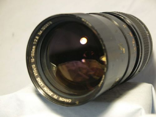 '               15-150MM 2.8 Canon C Mount ' Canon V10X15 Lens C Mount -NICE- £149.99